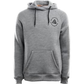 Aclima WoolFleece Hættetrøje Herrer, grå